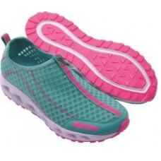 AQUALINE HYDRO VENT SHOES AQUA & PINK