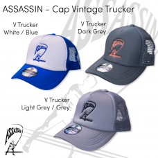 ASSASSIN VINTAGE TRUCKER