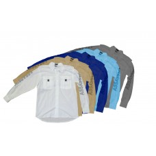 CLOTHING - UV SHIRTS ASSASSIN LONG SLEEVE FISHING SHIRTS