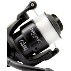 CARP ZONE BAIT FEEDER REEL WITH CLEAR LINE