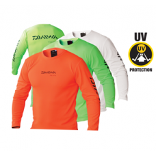 Long Sleeve T-Shirt with Daiwa Logo