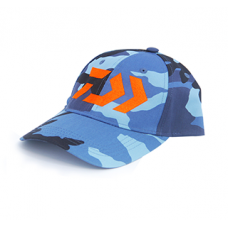 DAIWA CAP CLASSIC CAMO (BLUE)