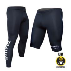 DAIWA LYCRA LONG PANTS - BLACK