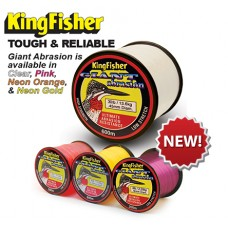 KingFisher Giant Abrasion 500m Clear