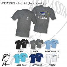 ASSASSIN T-SHIRT (TUNA)