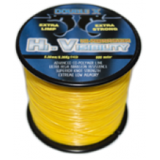 Double-X Hi-Abrasion - Hi-Visibility Yellow (600m Spool)