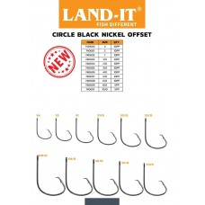 Land-It Circle BLN Hooks
