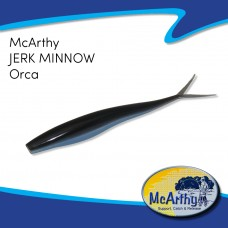 "McArthy Jerk Minnow 5"" ORCA 8P/P"