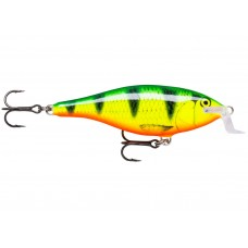 Rapala Shallow Shad Rap SSR05 Fire Perch