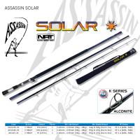 Assassin Solar Surf 13.6ft  Heavy 3pc Spin (5-7oz)