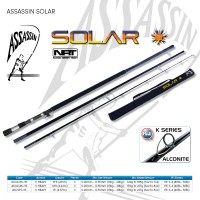 "Assassin Solar Surf 13.6ft  Heavy 3pc Spin (5-7oz)-""  -""CHRISTMAS SPECIAL"""
