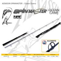 Assassin Spinmaster 8ft XHeavy 2pc