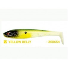 BLU Hollow Minnow Yellow Belly 3p/p